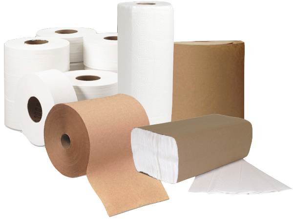 Paper Products Distributor Tissue Paper Hand Towels Napkins More